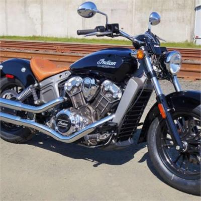 Slip on Mufflers for Indian Scout