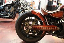 Custom Victory Motorcycle Fenders