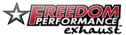 Freedom Performance Exhaust Pipes