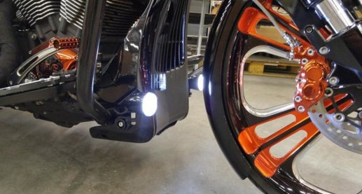 Vicbaggers Led Driving Lights For Victory Cross Country