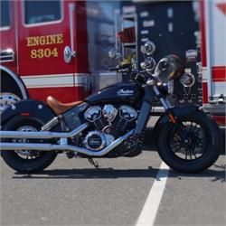 Indian Scout Exhaust Pipes